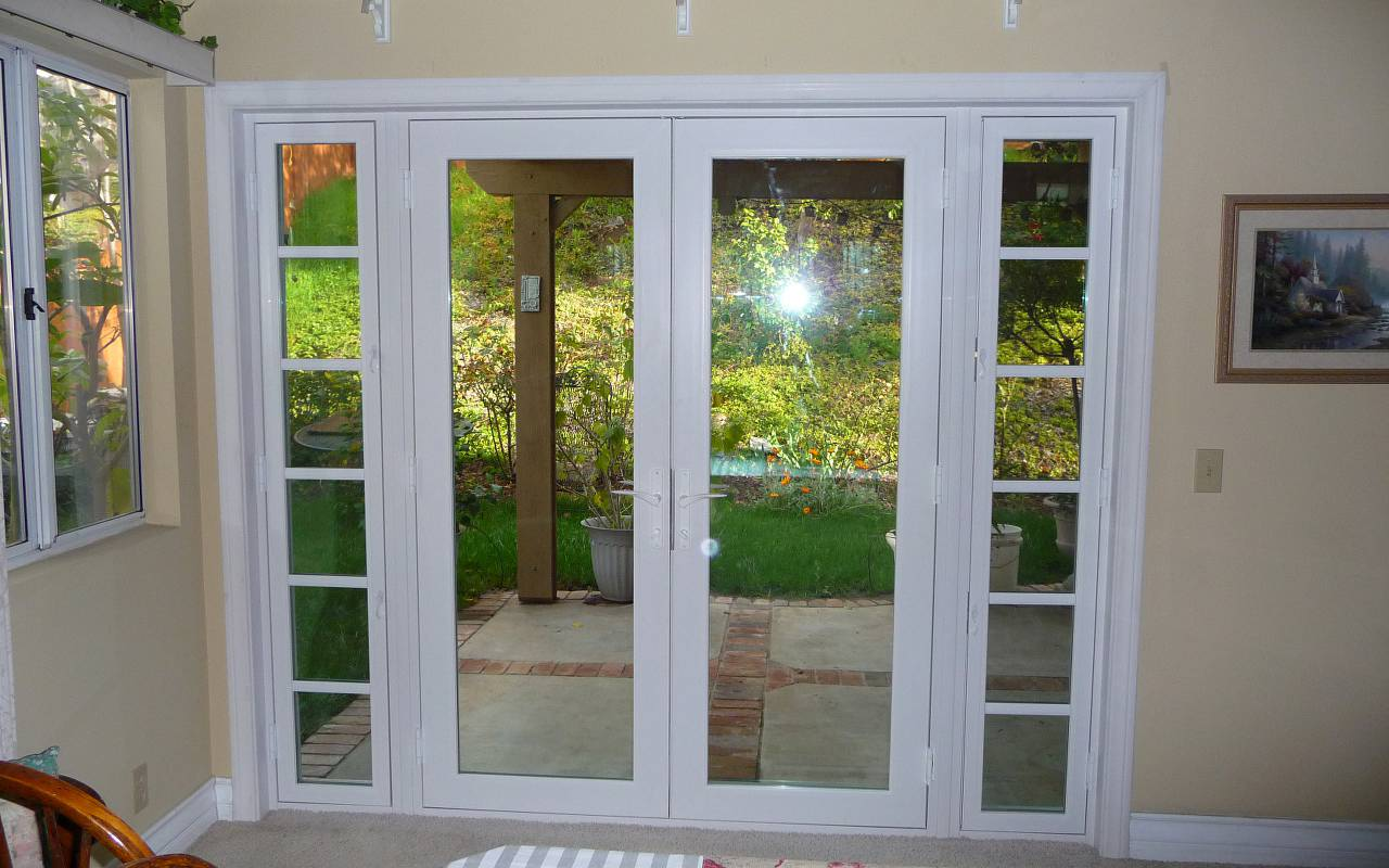Patio Doors and French Doors – ABC Windows And More